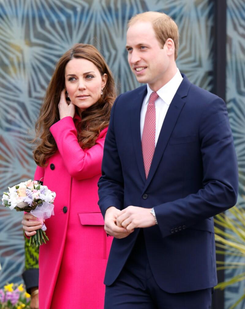 Su entrenamiento como paramédico aéreo fuera de Londres podría ser un contratiempo para el día en que Kate Middleton entre a labor de parto.