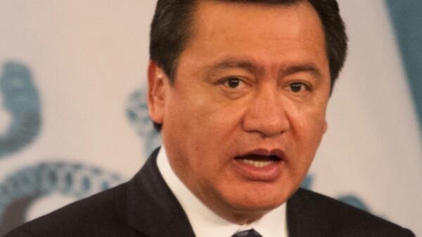 El titular de Gobernación se reunirá con integrantes del grupo coordinación Guerrero para abordar la estrategia de seguridad.