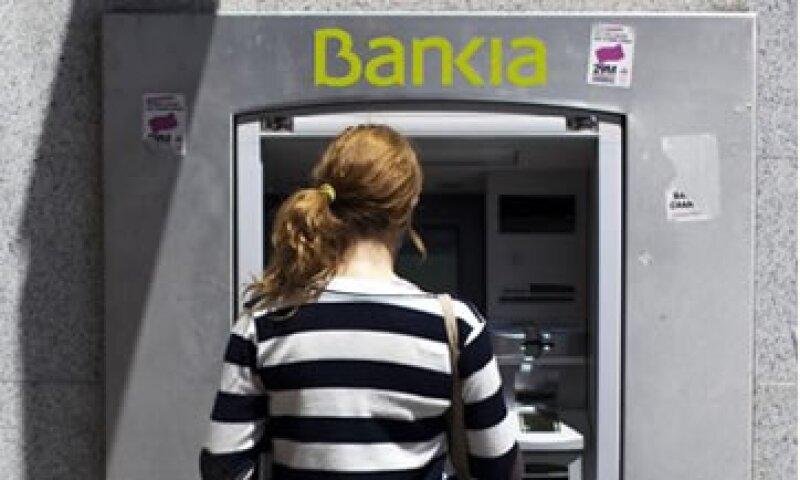 Bankia redujo 12% sus gastos de administración, a 2,017 mde. (Foto: Reuters)