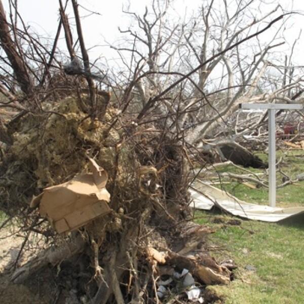 Tornado - Carolina del Norte