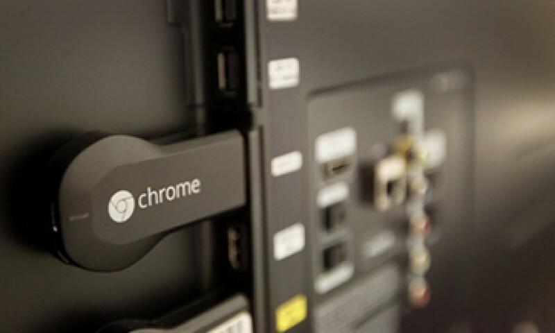 El Chromecast podrá adquirirse en México a partir del 6 de noviembre. (Foto: Getty Images)
