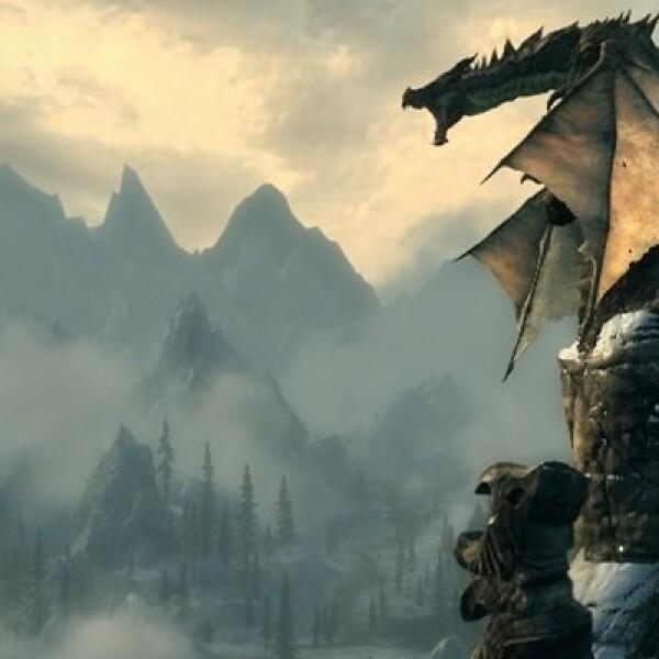 Una aventura épica, con más de 100 horas de duración, en donde el jugador tiene el mundo a sus pies para enfrentar a dragones y enemigos fantásticos.