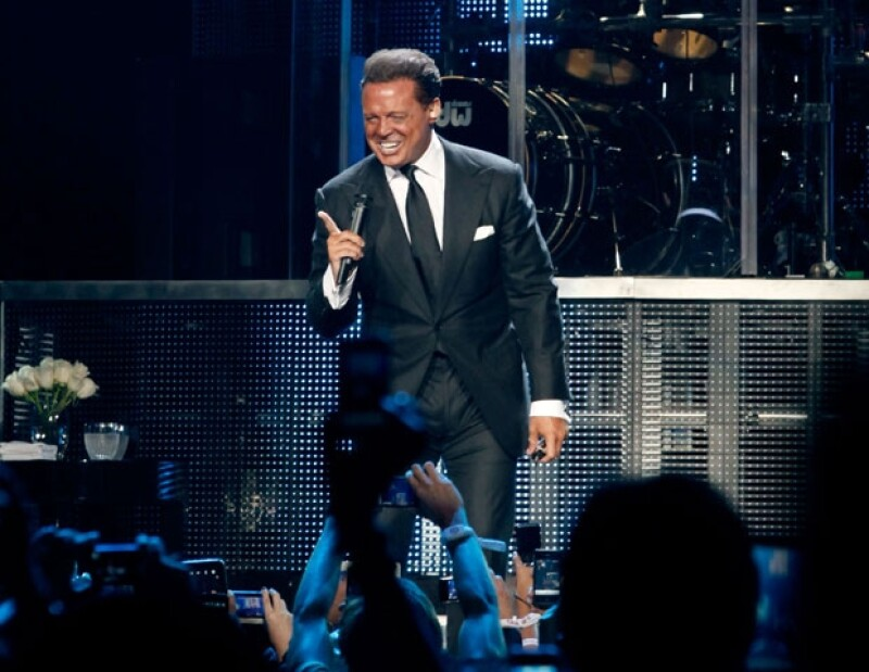 El cantante se presentó en el Orfeo Superdomo de la ciudad de Córdoba, Argentina.