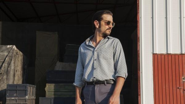 Diego Luna como Miguel Ángel Félix Gallardo.