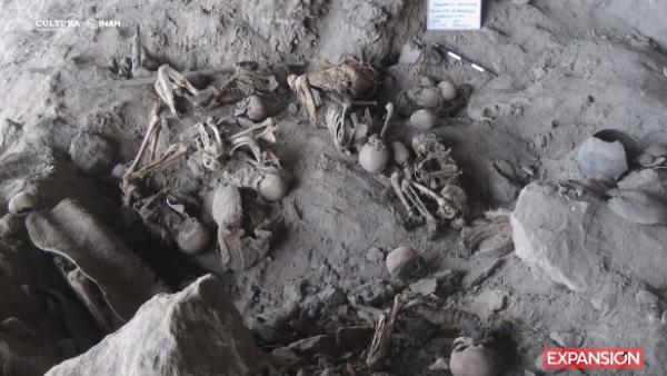 El Museo del Carmen exhibe cinco momias halladas en Chihuahua