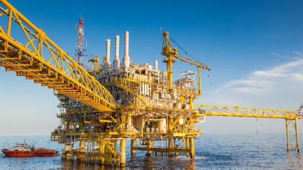 plataforma petrolera mar�tima