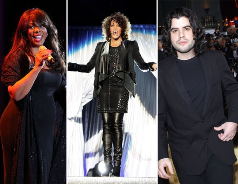 Donna Summer, Whitney Houston, Sage.