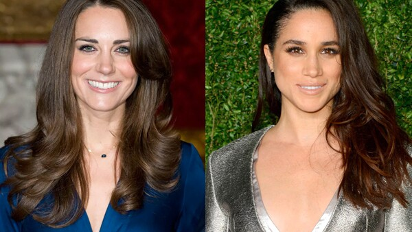 Kate vs  Meghan