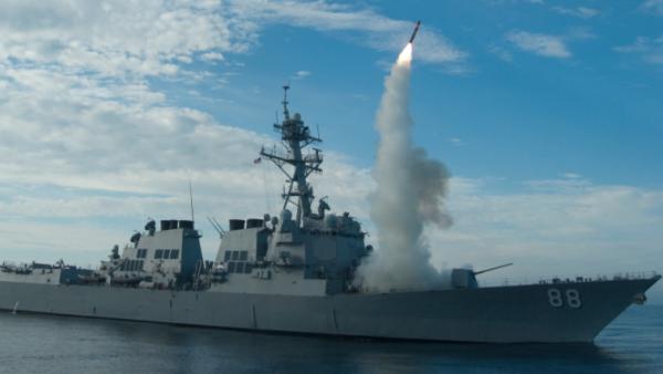 Así son los misiles con los que atacó EU a Siria