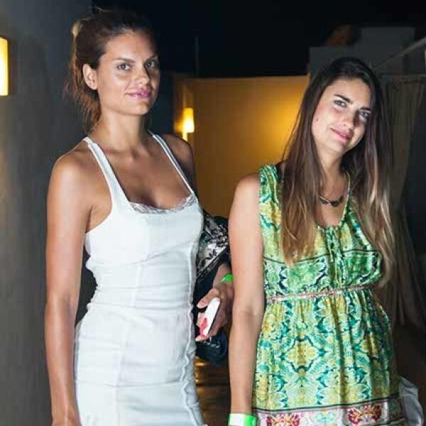 Agustina Gatti e Ianina Salón