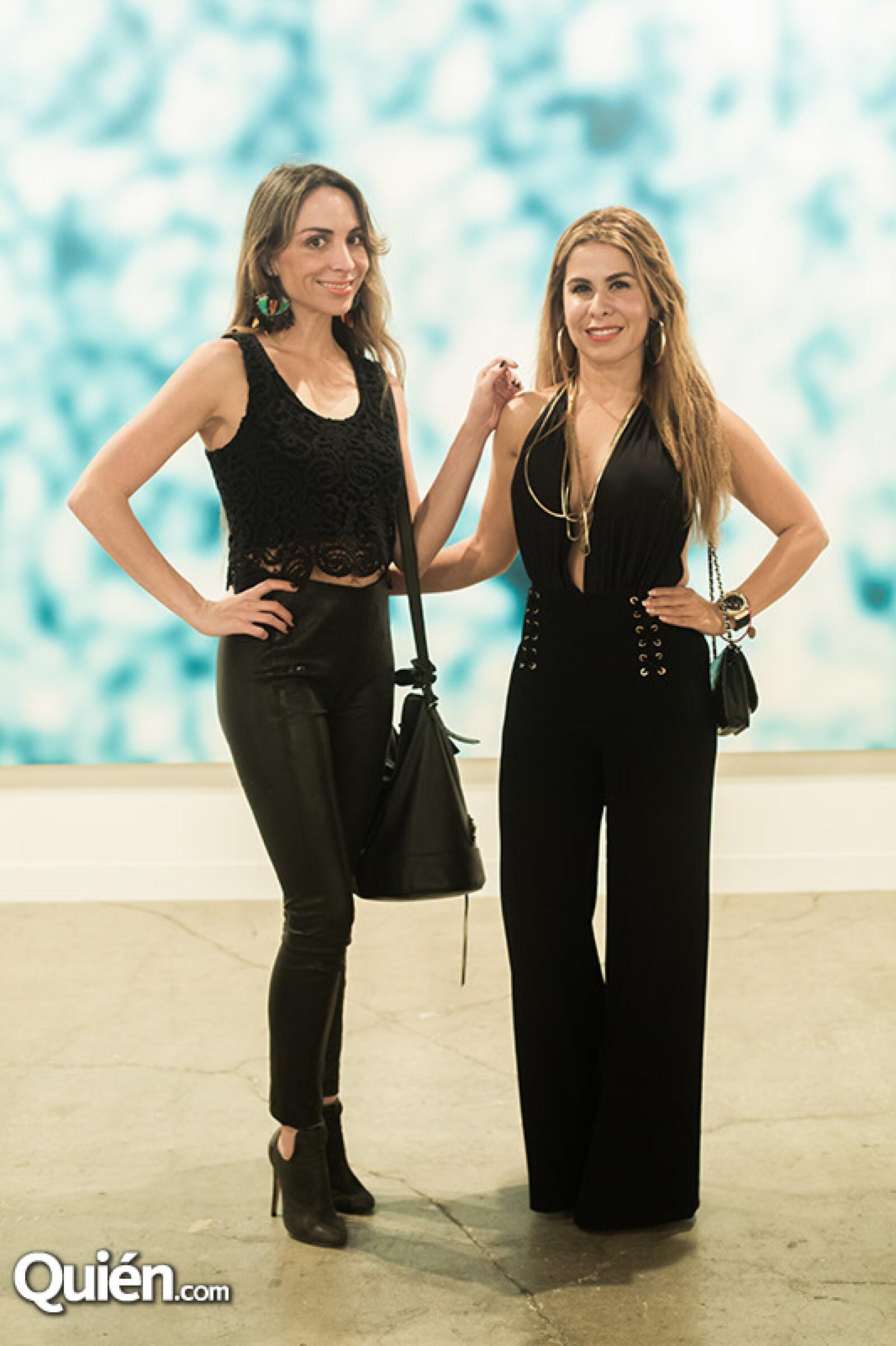 Mariana Gómez y Gabriela Espejo