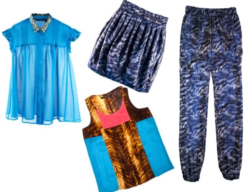 Las socias fundadoras de Royal Closet inspiraron la línea primavera-verano 2014 en las vestimentas de los distintos países que visitaron este año alrededor del mundo.