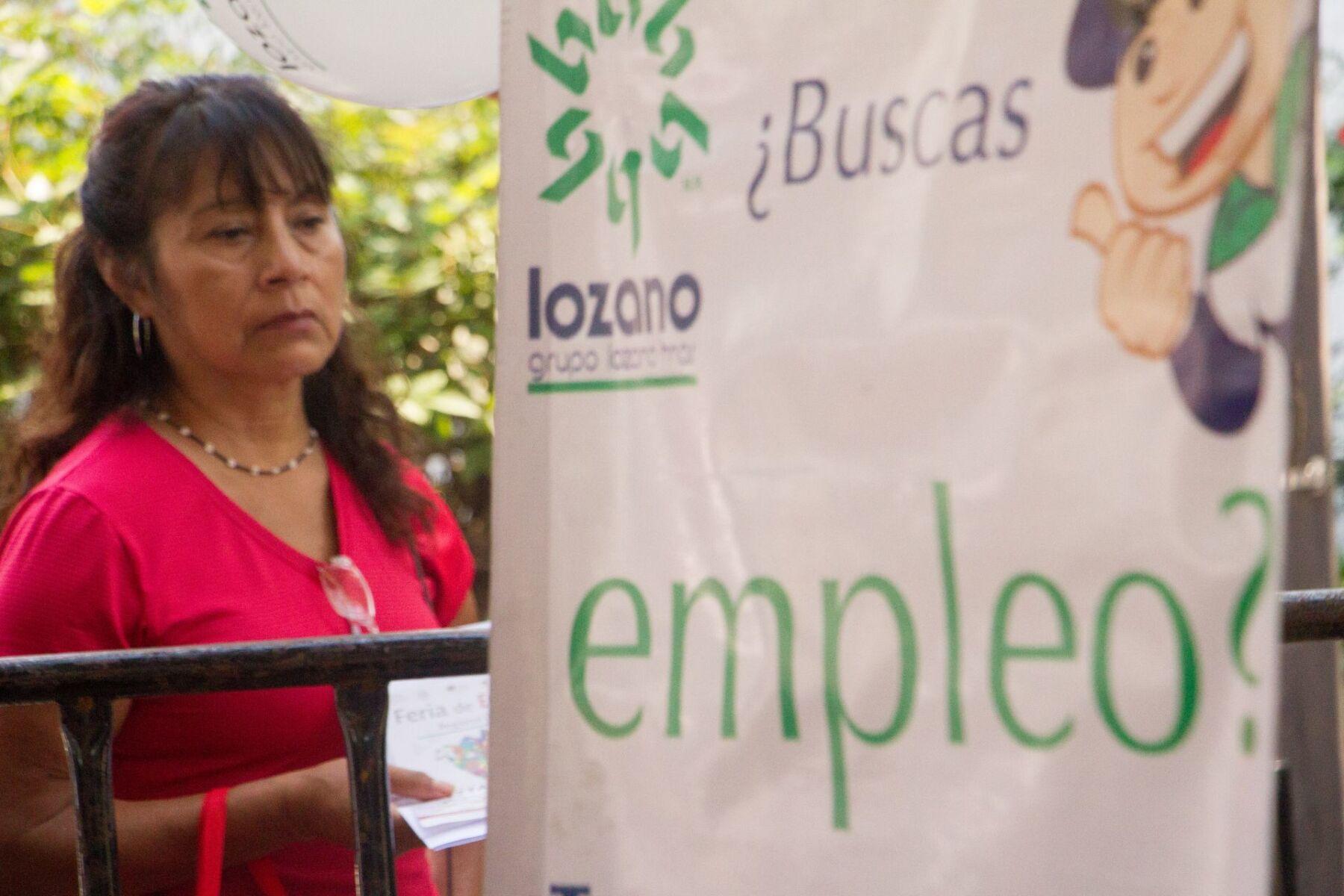 Desempleo México INEGI