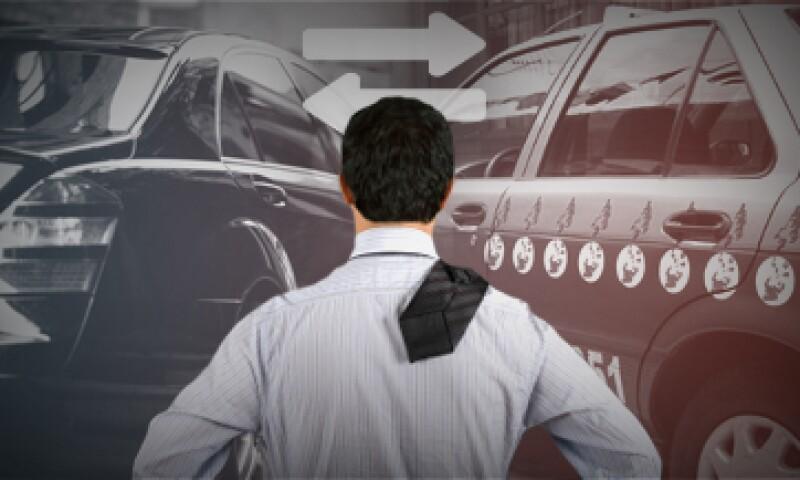 Lectores de CNNExpansión resaltan las ventajas de servicios como el de Uber. (Foto: Especial )