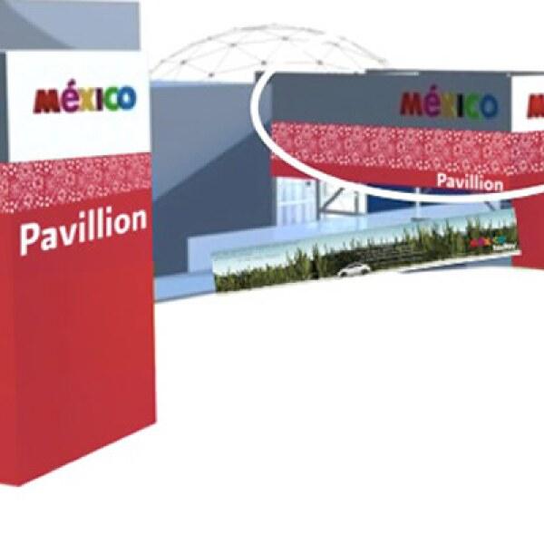 """El Foro económico mundial iniciará labores el miércoles, y México contará con un stand llamado """"Pabellón de México""""."""