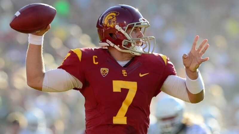 matt barkley quarterback draft