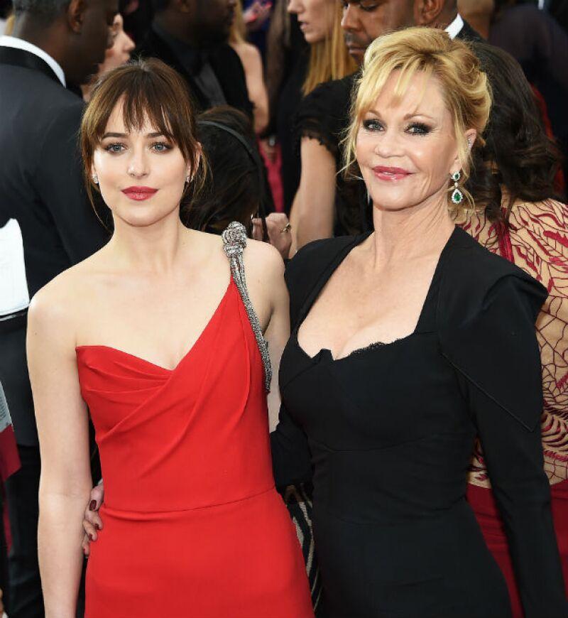 ¡De tal palo, tal astilla! Dicen que el talento se lleva en la sangre, pues así lo demostraron Dakota Johnson, Kate Hudson o Chantal Andere, quienes tuvieron a su primera actriz en casa.