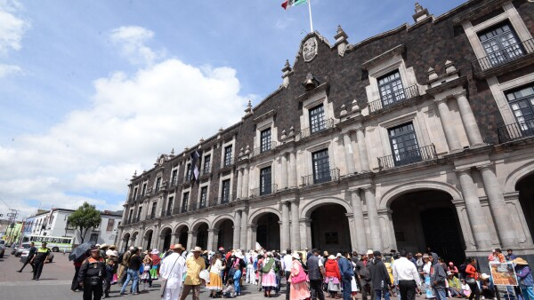Palacio de Gobierno del Edomex