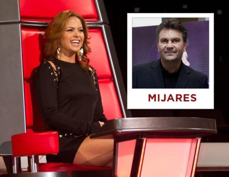 Lucero y Mijares volverán a trabajar juntos.