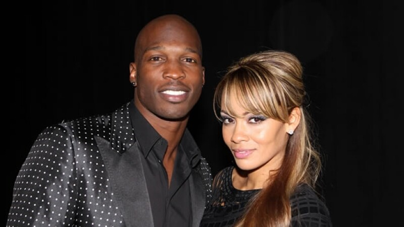 Chad Johnson - Evelyn Lozada