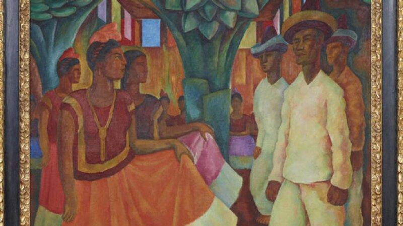 El multimillonario argentino Eduardo Costantini compró una obra de Diego Rivera que la convierte en la pieza más cara de la historia del arte latinoamericano.