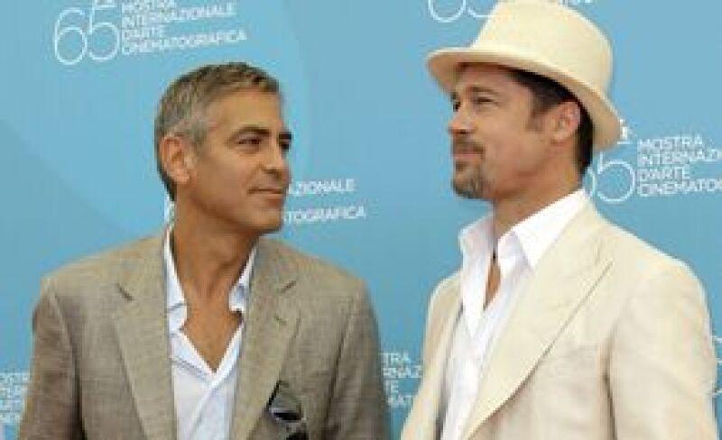"""""""Quemar después de leer"""", película en la que participan Brad Pitt y George Clooney, es dirigida por los hermanos Coen."""