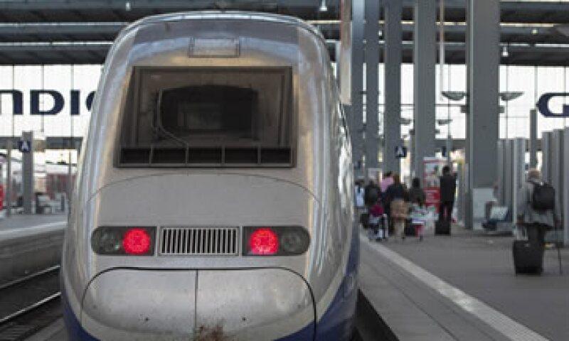 Los vagones del tren contarán con Internet, baños y aire acondicionado. (Foto: Getty Images )