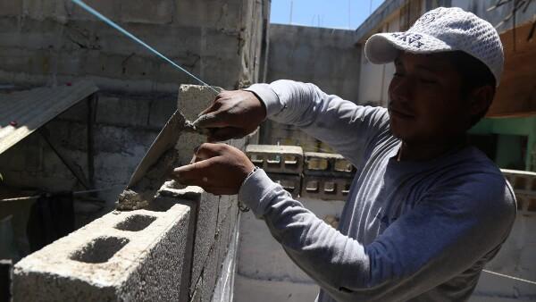 cemento construcción