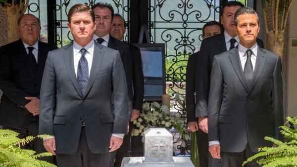 Funeral Lorenzo Zambrano