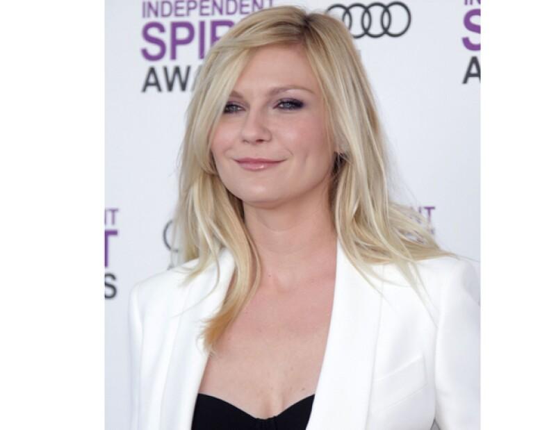 """Kirsten Dunst, ganadora del premio a Mejor Actriz en Cannes 2011, rechazó trabajar en """"Nymphomaniac"""", el nuevo filme """"porno"""" del cineasta danés."""