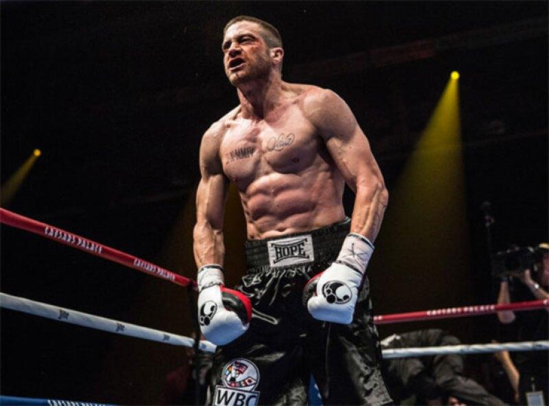 Jake se convirtió en un verdadero boxeador para su próxima película