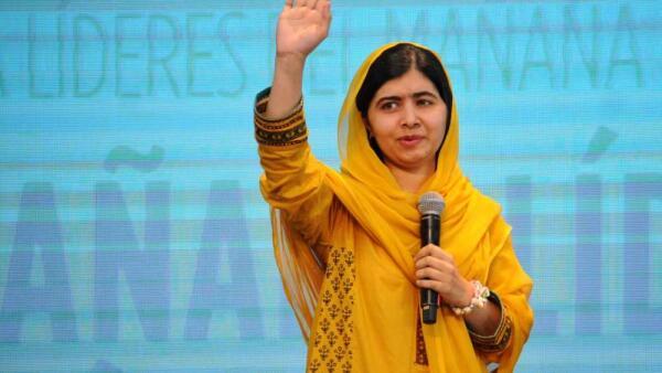 El mensaje de Malala Yousafzai en su visita a México