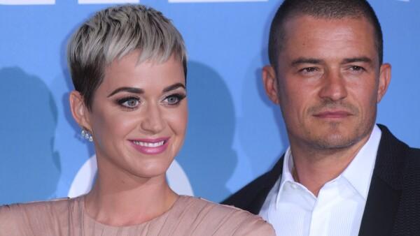 Katy Perry apoya incondicionalmente a Orlando en un momento difícil