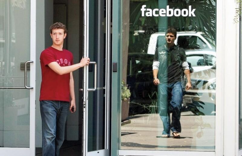 La vida sin lujos del creador de facebook - Casa al contrario ...