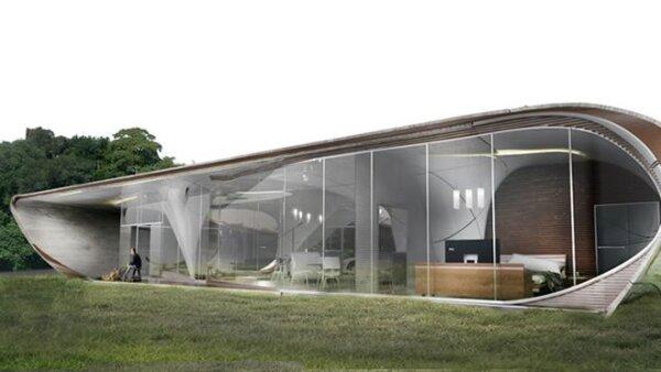 Casa impresa en 3D W