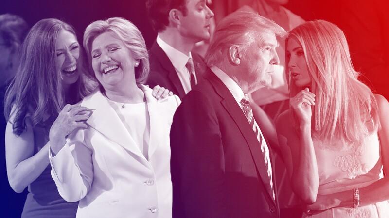 Las 'caras amables' de la política