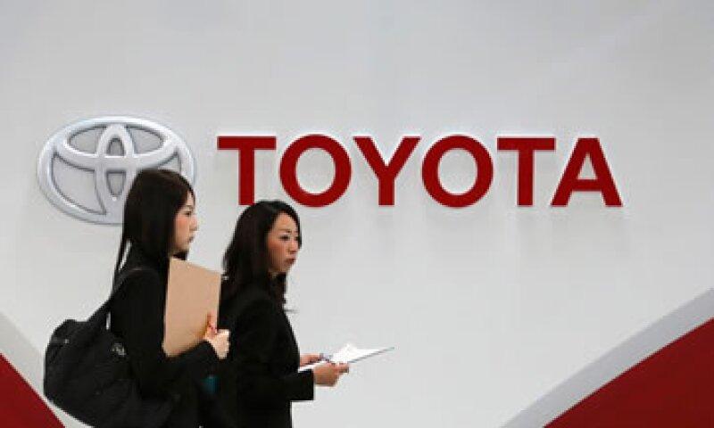 Toyota espera ganancias récord para el año fiscal que finaliza el 31 de marzo.  (Foto: Reuters)