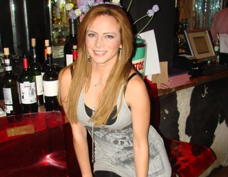 Silvia Navarro quiere hacer personajes que le representen un reto actoral.