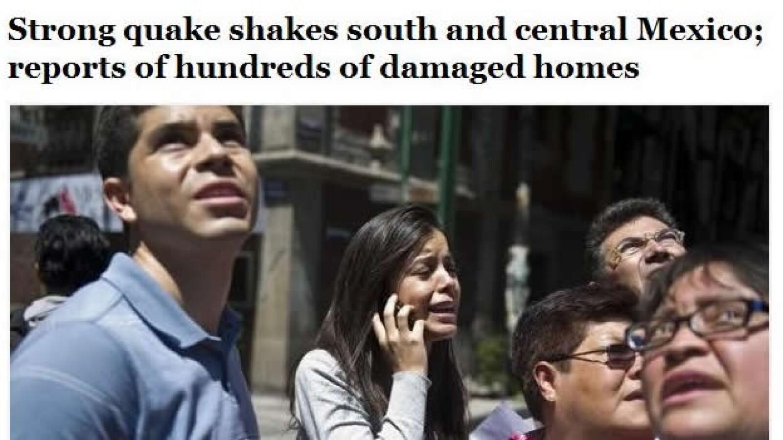 Portales temblor TWP