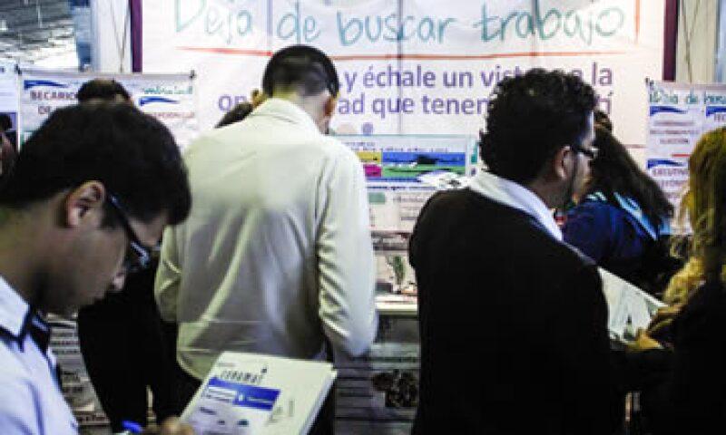 La tasa de subocupación, que incluye a quienes tienen necesidad y disponibilidad para trabajar más horas, aumentó a 8.3%. (Foto: Cuartoscuro)