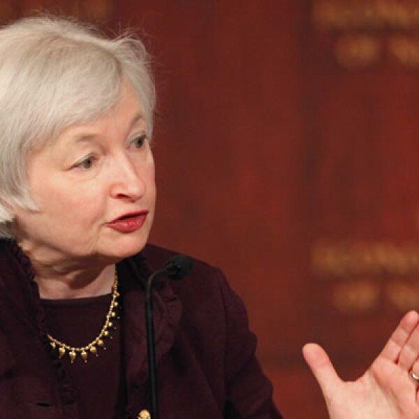 Vicepresidenta de la Reserva Federal. Previamente se desempeñó al frente de la Fed de San Francisco. Es reconocida por advertir de los riesgos hipotecarios que derivaron en la crisis de 2008. Es mencionada entre los candidatos para sustituir a Ben Bernank