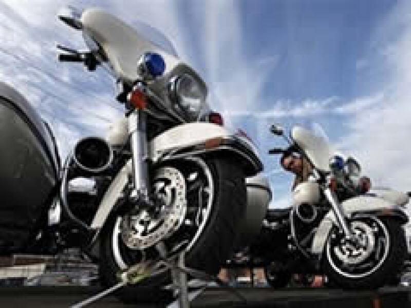 Las ventas a nivel mundial de las motocicletas de la firma cayeron 13.1%. (Foto: AP)