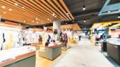 Centro comercial - compras