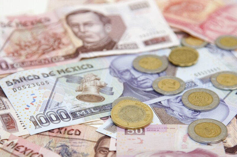 Tipo de cambio pesos
