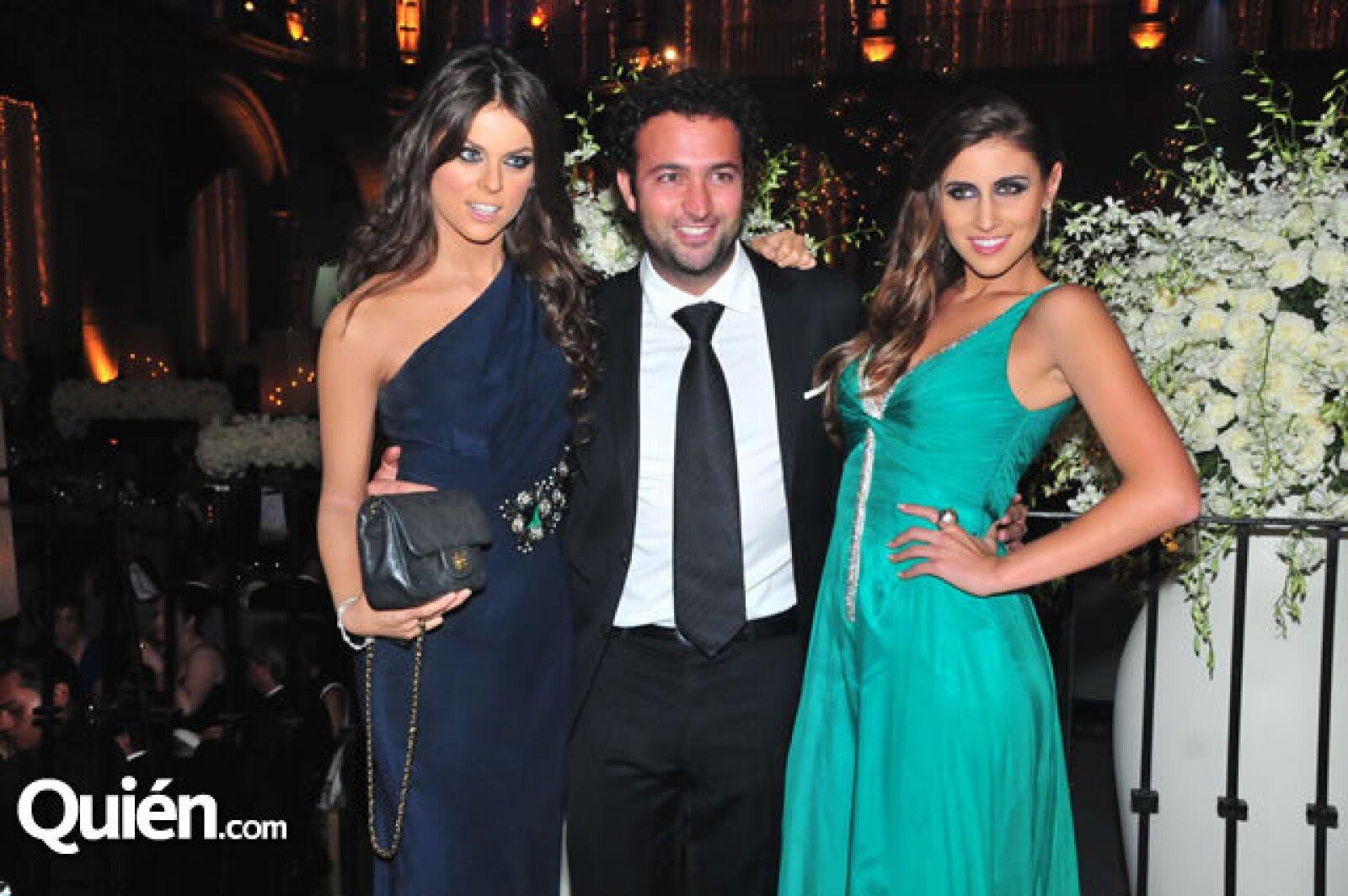 Yael Sandler,Daniel Cohen,Sofía Riveratorres