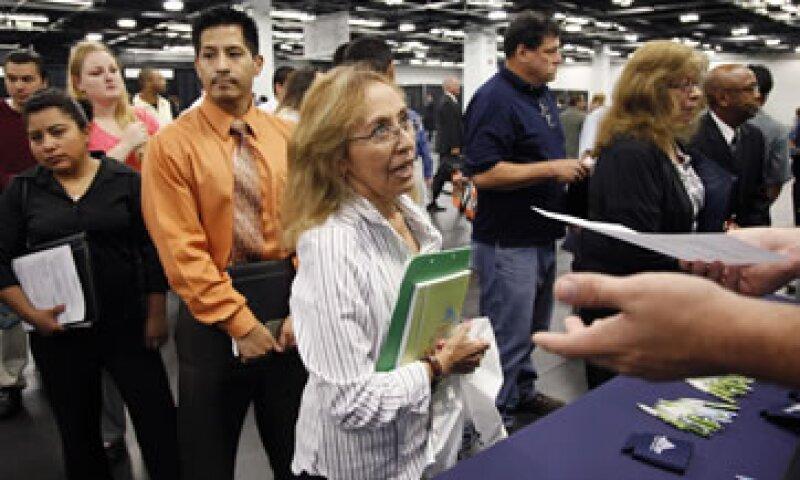 Los expertos esperan que el informe laboral del Gobierno indique que se crearon 160,000 puestos de trabajo en febrero.  (Foto: AP)