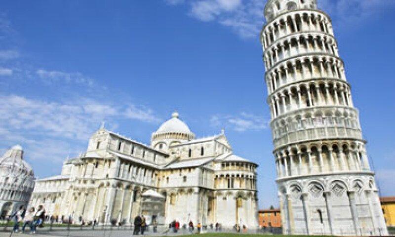 El Tesoro de Italia también colocó una nueva emisión a cinco años a una tasa media de 5.66%. (Foto: Thinkstock)