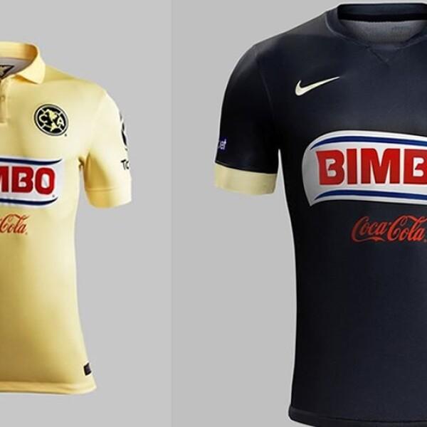 nuevo uniforme américa