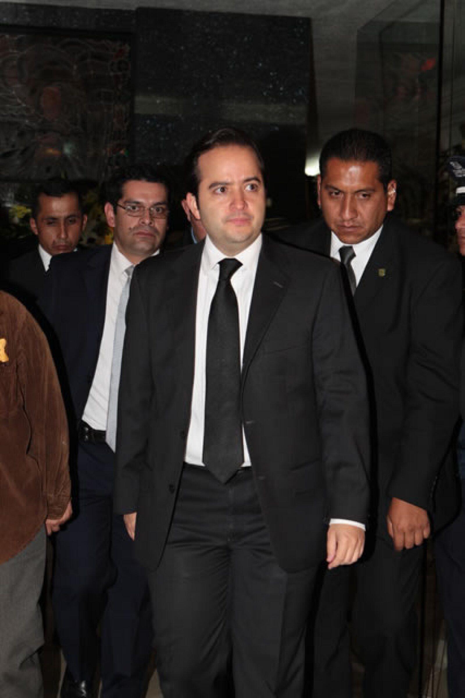 Alejandro Poiré.