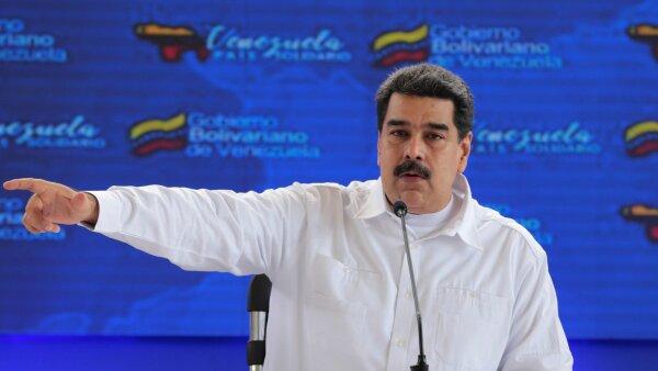 Nicolás Maduro militares frontera Venezuela Colombia